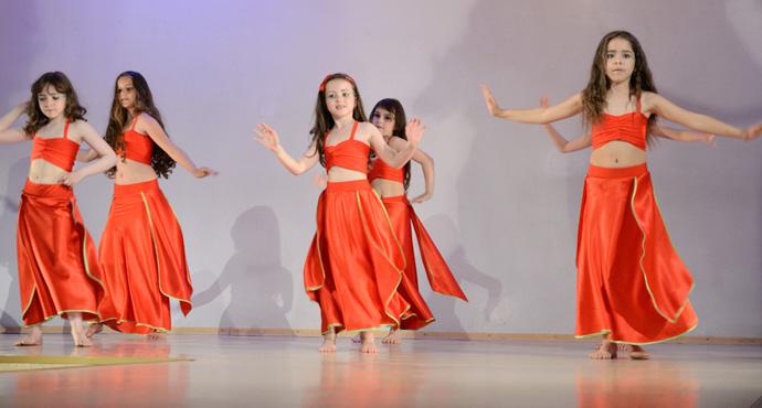 восточные танцы для детей киев лесная цены